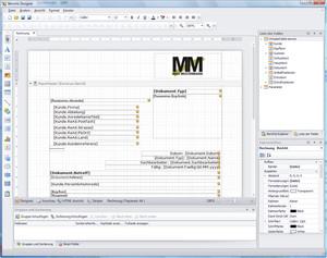 Reportdesigner EasyFirma
