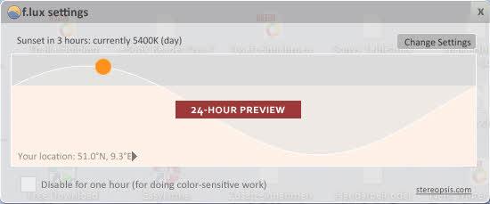 Monitor Tool zur automatischen Farbtemperaturregelung