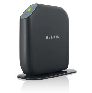 Belkin Share N300 WLAN Modem Router