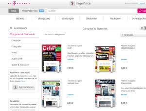 Computer- und IT-Magazine auf Pageplace.de