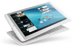 Archos Tablet PC mit Tastatur 10.1 XS