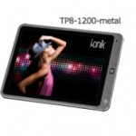 "8"" Tablet I-ONIK TabletPC TP8-1200-metal"