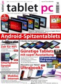 eMagazine tablet pc