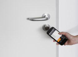 Smartphones als Türöffner