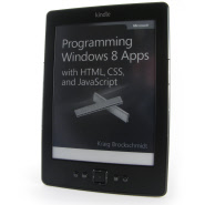 Kindle eBook: Programmierung Windows 8 Apps