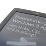 Kindle eBook: Programmierung Windows 8 Apps