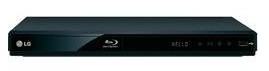 LG BD650 Blue-ray Player