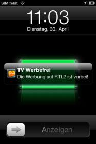 TV Werbefrei App