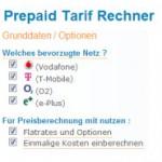 Prepaid Tarifrechner