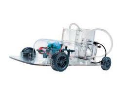 Brennstoffzellen Auto Bausatz