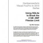 SQLite und Visual Foxpro