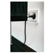 EVOline® Plug Schwarz von Schulte Elektrotechnik.