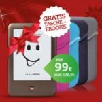 Tolino Reader plus Gratis Tasche und Gratis eBooks