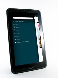 Tolino Tab 7 - Tolino App