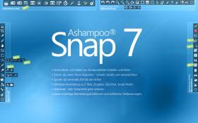 Ashampoo Snap 7 - Übersicht