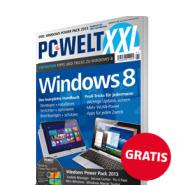 PC Welt Sonderheft XXL zu Windows 8 kostenlos