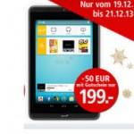 Tolino Tab bis zu 50 Euro günstiger - Weihnachtsaktion