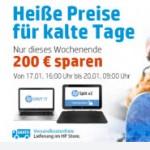 HP Wochenend - Angebote - 17.01.2014