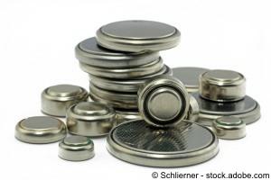 Lithium Knopfzellen Batterien