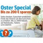 HP Osteraktion: Bis zu 200 Euro sparen auf Notebooks, Tablets und Zubehör