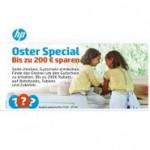 200 Euro auf HP Notebooks und Tablets sparen - HP Oster Special
