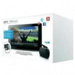 Odys WM-Fan Paket: Odys Leos Quad inkl. Smart DVB-T Box