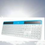 Logitech K750 Solar Funk Tastatur