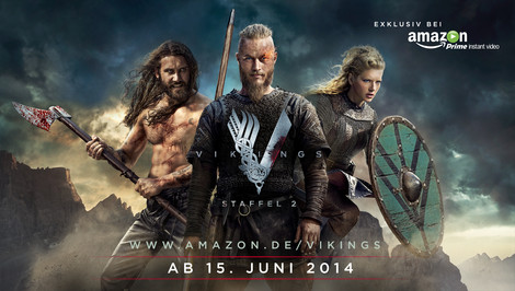 Vikings 2. Staffel - exklusiv bei Amazon