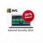 30% Rabatt auf AVG Security Software (Aktion)