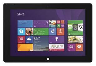 Schenker Element Win 8.1 Tablet mit Office 365
