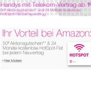 Amazon / Telekom Angebote