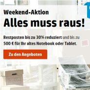 HP Weekend: Restposten Angebote