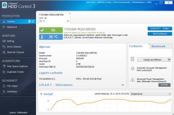 Âshampoo HDD Control 3