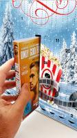 Blu-ray Adventskalender (Limited Edition mit 24 Blu-rays)