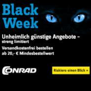 Conrad Black Week Angebote