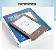 Tolino shine für 66,66 als Cyber Monday Angebot (-24%)