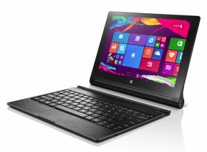 Lenovo Yoga 2-1051F mit Bluetooth Keyboard