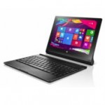 Lenovo Yoga 2-1051F  mit Bluetooth Keyboard