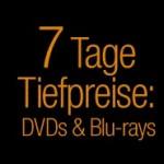 Amazon: Über 8.000 reduzierte Filme und TV-Serien auf DVD, Blu-ray und Blu-ray 3D bis zum 18. Januar 2015