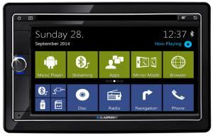 Blaupunkt Cape-Town 945 - Autoradio mit Android und Multimedia