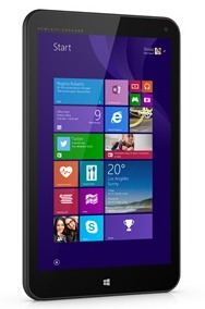 HP Stream 8 5900ng Tablet inkl. HP DataPass