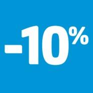 10% Rabatt auf HP Tablets mit und ohne Datapass