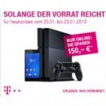 Aktion: Sony Bundle inkl. Playstation 4 für nur 249,95 im Tarif MagentaMobil S mit Top-Smartphone