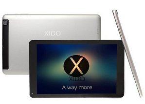 XIDO Tablet mit 3G / Dual-SIM-Slot