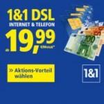 1&1 DSL Vorteilswochen: Handy Karten mit 1&1 Mobile Flat oder Spar-Vorteil