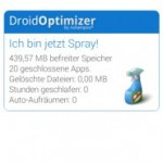 Droid Optimizer: kostenloses Tuning Tool für Android
