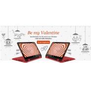 HP Valetinstags Angebote für Notebooks, Tablets und Zubehör