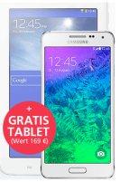 SAMSUNG Galaxy Alpha + GRATIS Tablet