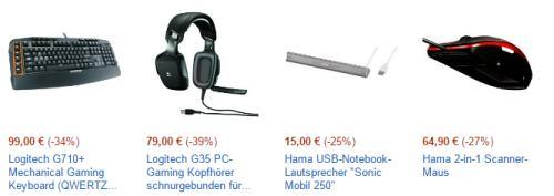 Amazon PC-Zubehör Deal Tag
