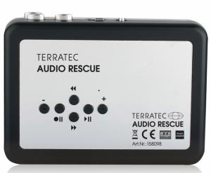 TERRATEC AUDIO Rescue: alte Audio Inhalte digitalisieren